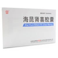 #长龙 海昆肾喜胶囊 0.22g*18粒