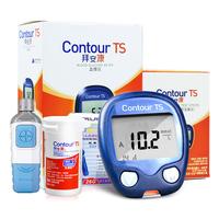 德国拜耳拜安康 血糖仪(配50片试纸 50针头)家用智能血糖检测仪