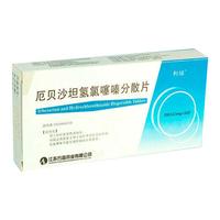 利培 厄贝沙坦氢氯噻嗪分散片 12.5mg*10片