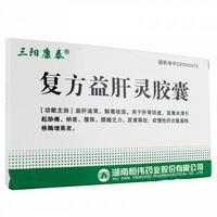 三阳康泰 复方益肝灵胶囊 0.27g*36粒