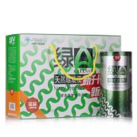 绿A 天然螺旋藻精片(礼盒装) 25袋*2筒