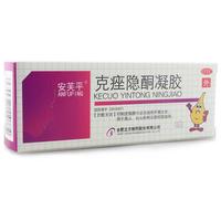 安芙平 克痤隐酮凝胶 6g