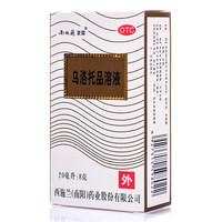 西施兰夏露 乌洛托品溶液 40%(20ml:8g)