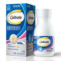 钙尔奇/Caltrate 氨糖软骨素加钙片 40片