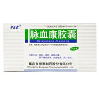 多普泰 脉血康胶囊 0.25g*12粒*3板