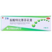 丁克 盐酸特比萘芬乳膏 10g:0.1g